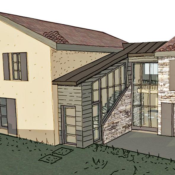 architecture rénovation habitation